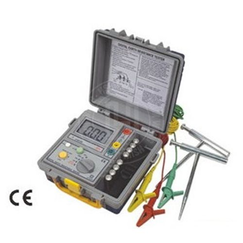 3-Wire Earth Resistance Tester Item No: ETMT0043