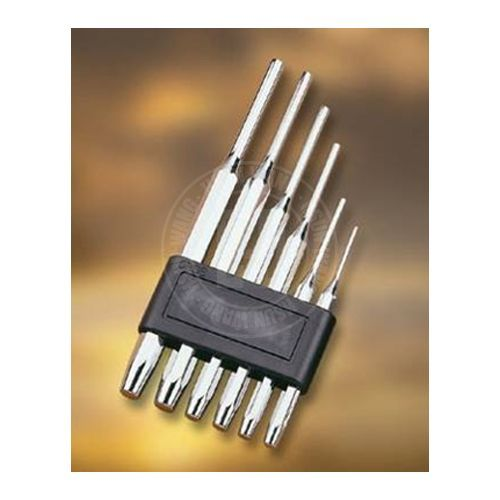 6Pcs Parallel Pin Punch Set Item No: MHPC0001